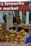 Marktplatz-Italien-Ereignis 2017 in Horsham, England Lizenzfreies Stockfoto