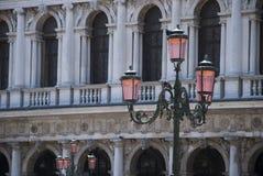 Marktplatz San Marco in Venedig Stockbild