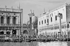 Marktplatz San Marco in Venedig Lizenzfreie Stockfotografie