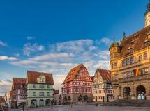 Free Marktplatz Square Rothenburg Ob Der Tauber Old Town Bavaria Germany Royalty Free Stock Photography - 160651917