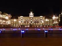 Marktplatz-UNITA-dItalia Lizenzfreies Stockfoto