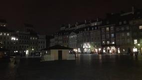 Marktplatz Warschau Lizenzfreie Stockbilder