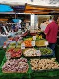 Markttag lizenzfreie stockfotos
