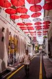 Marktweg Ipoh lizenzfreies stockfoto