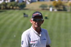 Markus Brier at Andalucia Golf Open, Marbella Stock Photo