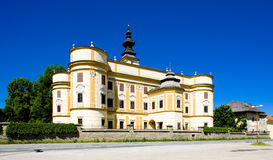 Markusovce Castle Royalty Free Stock Images