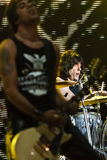 Marky Ramones Blitzkrieg - BG BeerFest 2011. Lizenzfreies Stockbild