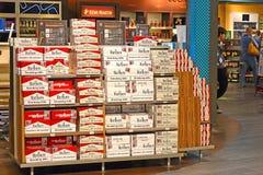 marlboro сигарет стоковая фотография