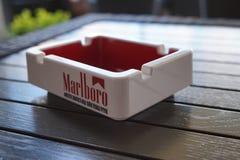Free Marlboro Ashtray Royalty Free Stock Photos - 117560538