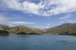 Marlborough звучает Новая Зеландия Стоковые Фотографии RF