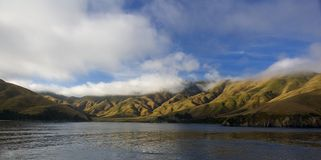 Marlborough Sound Royalty Free Stock Photo