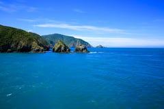 Marlborough Sound, New Zealand Royalty Free Stock Photo