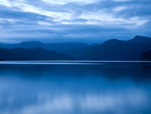 Marlborough Sounds Royalty Free Stock Photos