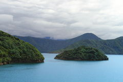 Marlborough Sounds Royalty Free Stock Photo