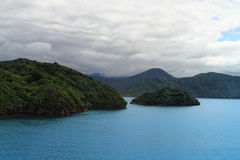 Marlborough Sounds Royalty Free Stock Images