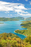 The Marlborough Sounds Royalty Free Stock Image