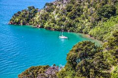 Marlborough Sounds Stock Image