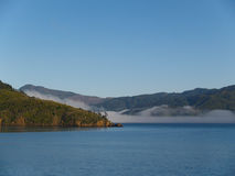 Marlborough Sounds, New Zealand Royalty Free Stock Image