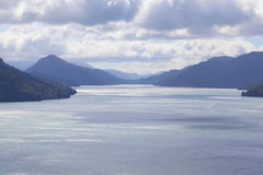 Marlborough Sounds New Zealand Royalty Free Stock Images
