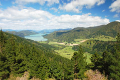 Marlborough Sounds, New Zealand Stock Images