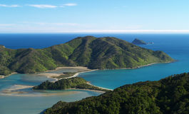 Marlborough Sounds Stock Photography