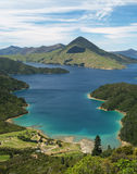 Marlborough Sounds Royalty Free Stock Image