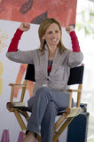 Marlee Matlin. At the 2009 LA Times Book Festival promoting her memoir Royalty Free Stock Image