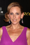Marlee Matlin arrives at the 37th Annual Gracie Awards Gala. LOS ANGELES - MAY 22:  Marlee Matlin arrives at the 37th Annual Gracie Awards Gala at Beverly Hilton Stock Images