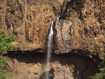 Marleshwar waterfall source Royalty Free Stock Photo