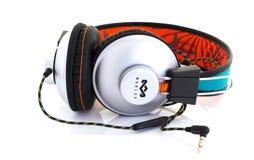 Marley Headphones Stock Photo