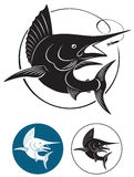Marlin Royalty Free Stock Photos