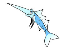 Marlin fish Stock Images