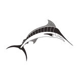 A Marlin Fish Royalty Free Stock Photos