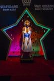Marlin Monroe vaxdiagram Royaltyfria Foton