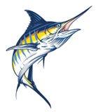 Marlin sautant