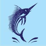Marlin Sword Fish Stock Photo