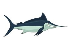 Marlin Stock Image