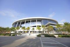 Marlins Park Stadium Miami FL Stock Image