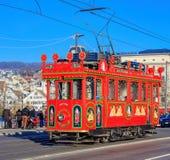 Marlitram in Zurich, Switzerland Royalty Free Stock Photo