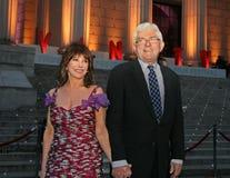 Marlo Thomas and Phil Donahue Royalty Free Stock Photography