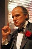 Marlon Brando figury woskowej postać Obrazy Royalty Free