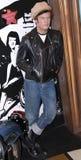 Marlon Brando at Madame Tussaud's stock image