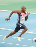 Marlon Devonish of Great Britain Stock Photography