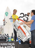 Marlon Lipke: winner of Pantin Classic 2012 (2) Royalty Free Stock Photo