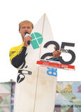 Marlon Lipke: winner of Pantin Classic 2012 (3). VALDOVINHO, SPAIN - SEPTEMBER 16: Marlon Lipke: winner of the 25th edition of Cabreiroa Pantin Classic Pro in Stock Photos