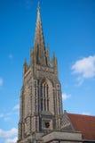 Marlow Church UK Stock Photo