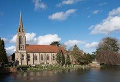 Marlow Church UK Stock Photos