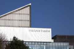 Marlowe Theatre in Canterbury Royalty Free Stock Photos
