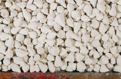 Marly limestone Stock Photo