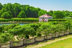 Marly palace Stock Photos